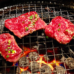 焼肉 秀門 - 和牛の味♪