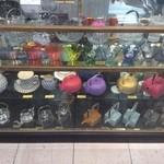 マリアージュフレール - 茶器の数々も販売している 欲しいのが幾つか…w