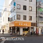 鳥松本店 -  鳥松本店 外観 左側奥が瑞江駅