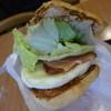 ロッテリア - 料理写真:デニッシュベーコンエッグサンド
