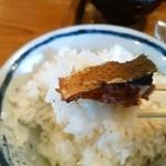 鰹乃国のめし家 萬や - ご飯によく合うんですよ。