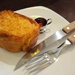 珈琲香房 - 一晩寝かしたフレンチトースト 1日限定8食(セットで750円)