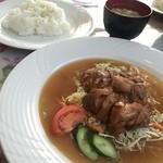 カフェKENTA - 料理写真:鶏肉のやわらか煮