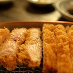 水塩土菜 - 断面ジュワァ~