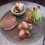 Chuugokuryouritambo - 前菜その2