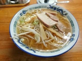 むさし - 2015年10月 ラーメン大(700円)