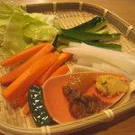 フォーティーセブン・キッチン - 味噌&野菜ビュッフェ