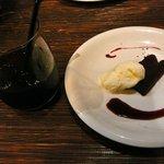 オステリア・ダ・クリハラ - 【デザートとアイスコーヒー】2010/6