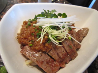 steakdining鷹 - ステーキ丼¥1,000