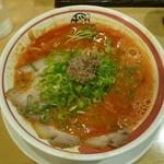 らーめん桜 - 担々麺