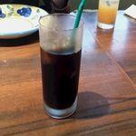 イタリアンレストラン アランチーニ 桜上水 - ドリンク写真:アイスコーヒー