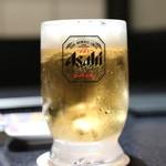 李昇 - 生ビール