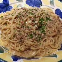 イタリアンレストラン アランチーニ 桜上水-ボロネーゼのクリーム仕立て