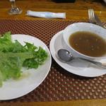 タートバン - スープ/サラダ_2015/10