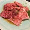 食道園 - 料理写真:上焼肉盛り合わせ3500円