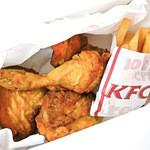 ケンタッキーフライドチキン - 料理写真:4ピースバリューパック