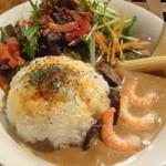 """3rd Stone Cafe - タイ風ココナッツカレー """"カレーフェスティバルver"""""""