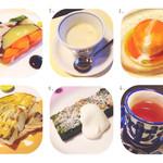 43294814 - 洋食店「Aコース(ディナー、内容の詳細は口コミにて記載)」