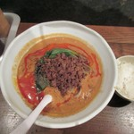 中国料理 五指山 - 麻辣 湯麵