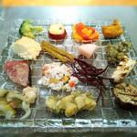 カロローゾ - 美しい…前菜15種盛