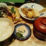 Kokochimonaka - 旬の和食ランチ