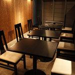 銀座豚本舗 - 個室ダイニング銀座豚本舗・大宴会個室~最大35名様のテーブル個室席~