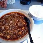Shanran - 四川省の麻婆豆腐+白飯