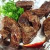 アズのお好み焼きコーナー - 料理写真:ハラミ焼き♩