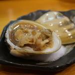 つきぢ神楽寿司 - ハマグリ