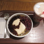 春水堂 - 豆乳ミルクティタピオカ