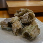 つきぢ神楽寿司 - フジツボ