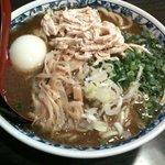 糀や - 饂麺(うーめん)味玉入り