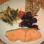 Koto Cafe - 鮭、昆布、梅、のり