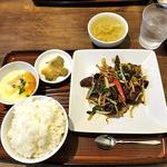 43330093 - A定食 (ご飯大盛り)(2015年10月)