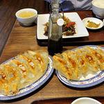 43330095 - 焼き餃子(2015年10月)