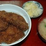 太田食堂 - 丼類一番人気テイクアウトOK