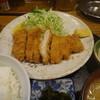 雅美家 - 料理写真:とんかつ定食