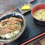 日生のどんぶり屋 - 穴子丼 880円