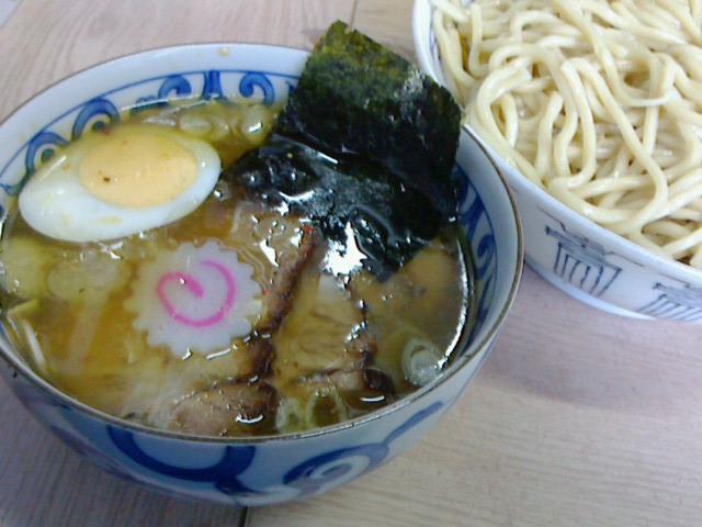 裏サブロン - 肉増しつけ麺(中?360g)1000円