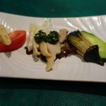 維新號 - 前菜