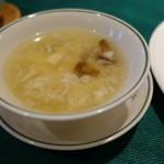 維新號 - 豆腐スープ