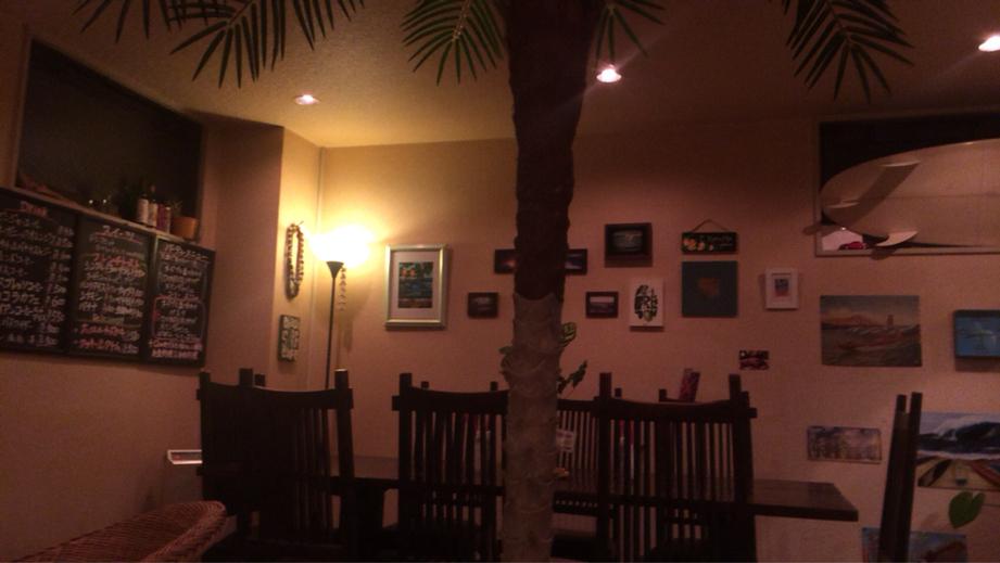 クイーンズサーフカフェ