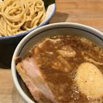 麺屋 狢 - 特製つけめん(980円)