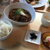 あじと cafe日びの - 料理写真:旬菜ご飯セット(ご飯大盛り)