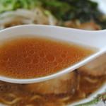 鎌倉山 - 鎌倉山・ラーメン スープ(2015.07)