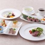 カフェ・ド・パリ - 佐賀県産牛ステーキコース