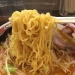 43335131 - 味噌オロチョンの麺