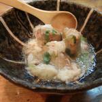 志づ香 - 海老芋の蟹あんかけ