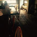 ムーン ファクトリー コーヒー - 店内(撮影承諾済)