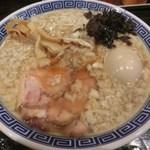 心や - 味玉中華そば(830円)